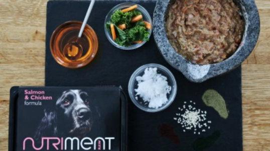 Nutriment - Salmon & Chicken Formula - Adult