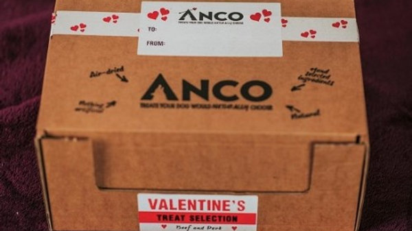 Valentines Treat Box - LIMITED EDITION - Anco