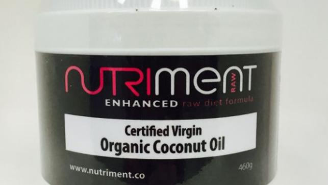 Organic Coconut Oil 400g