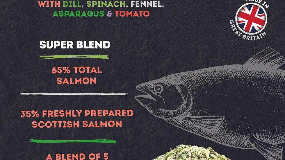 Puppy Scottish Salmon Super Blend Grain Free