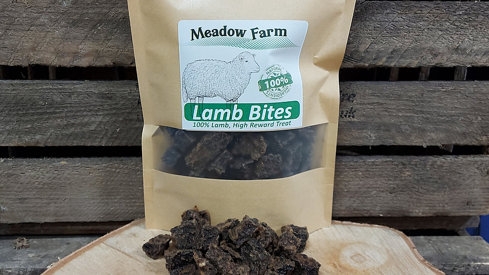 Lamb Bites, 300g Meadow Farm