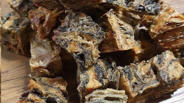 Fish Skin Cubes 250g
