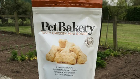 Tasty Chicken Mini Bones - PetBakery