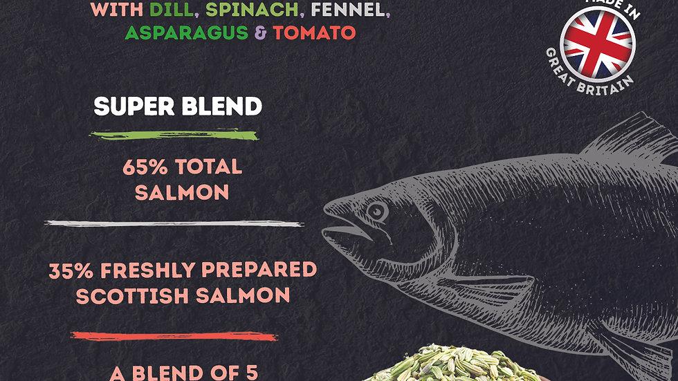 Scottish Salmon Super Blend Grain Free