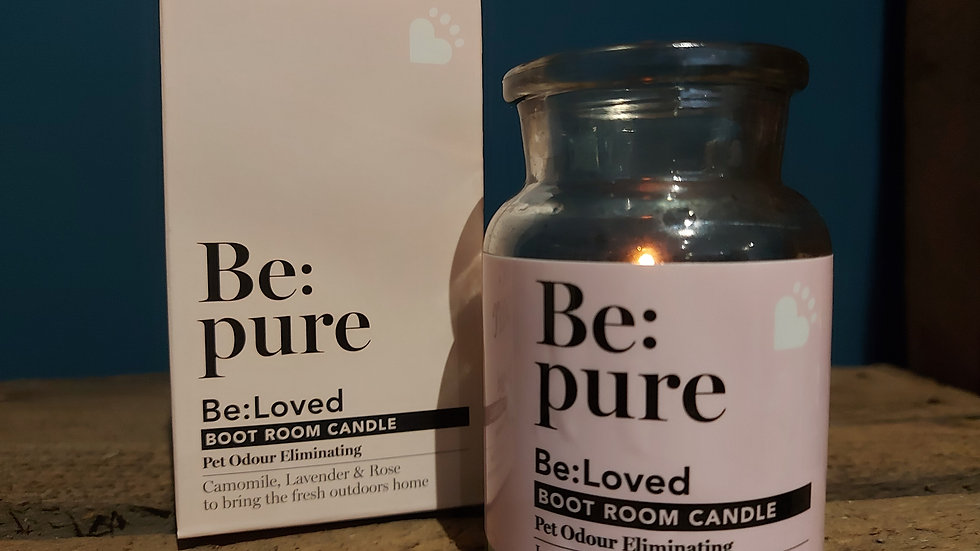 Be: Pure, Pet Odour Eliminating Candle