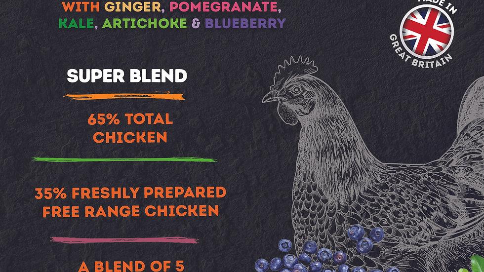 British Free Range Chicken Super Blend Grain Free