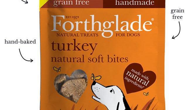 Forthglade - Natural Soft Bite Treats Treats - 90g