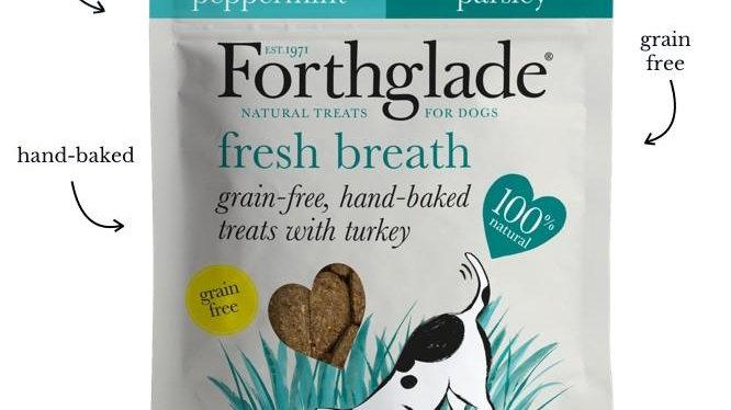 Forthglade - Fresh Breath Dog Treats - 150g