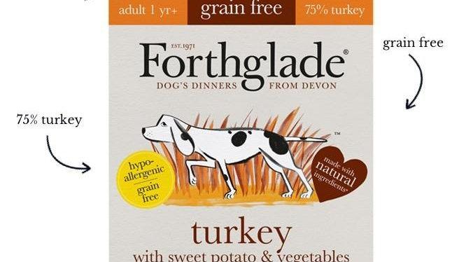 Forthglade Wet Dog Food Complete Range