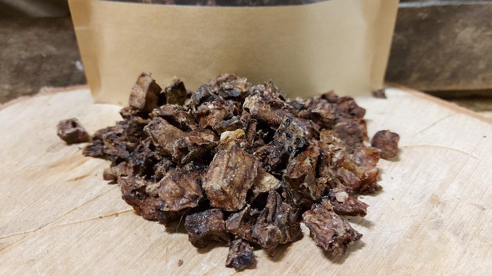 Beef Lung Training Treats 150g - Meadow Farm