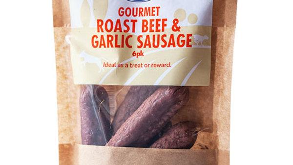 Roast Beef & Garlic Sausage   - Hollings