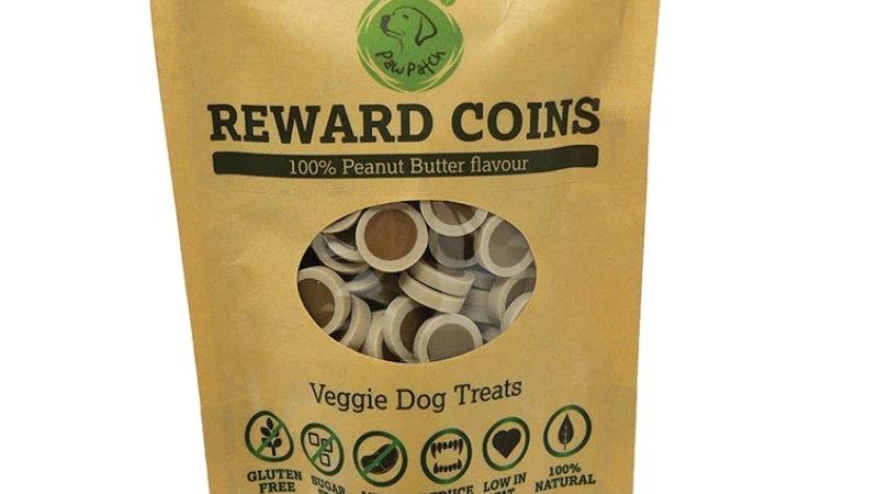 Peanut Butter Flavoured Reward Coins