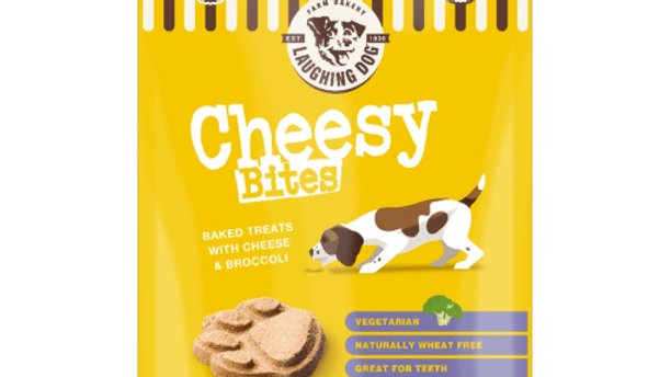 Cheese Paws - Laughing Dog Treats Wheat Free