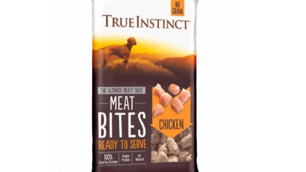 Freeze Dried Meat Bites - True Instinct - Natures Variety 20g