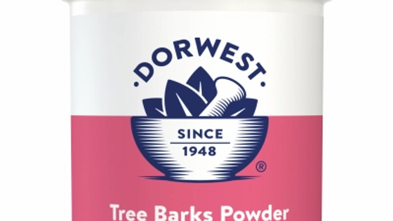 Tree Barks Powder For Dogs And Cats   - Dorwest Herbs