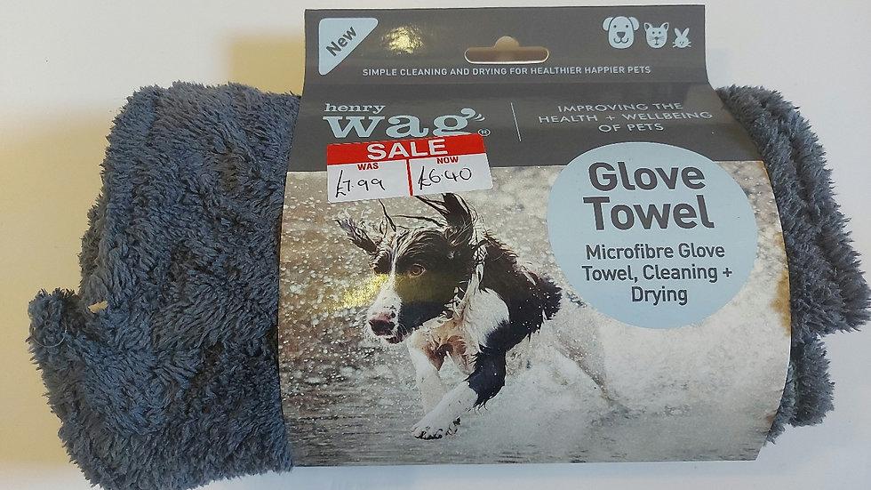 Sale Item - Henry Wag - Glove Towel
