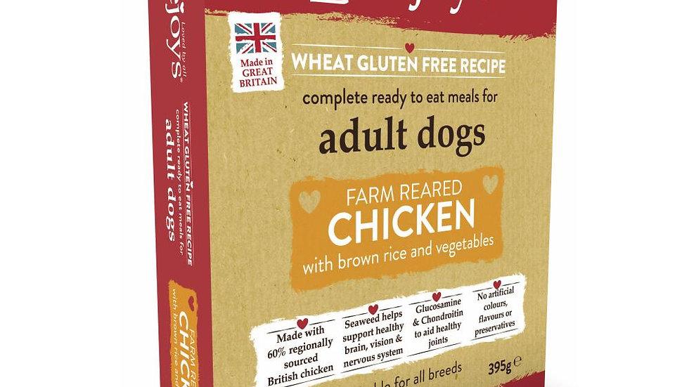 Lovejoys Original Wet Chicken, Rice & Veg  - 395g - Love Joys