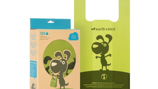 Earth Rated Poo Bags 120 Unscented