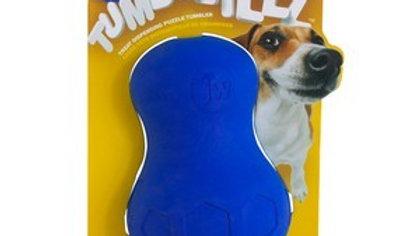Jw Tumble Teez Treat Toy Red