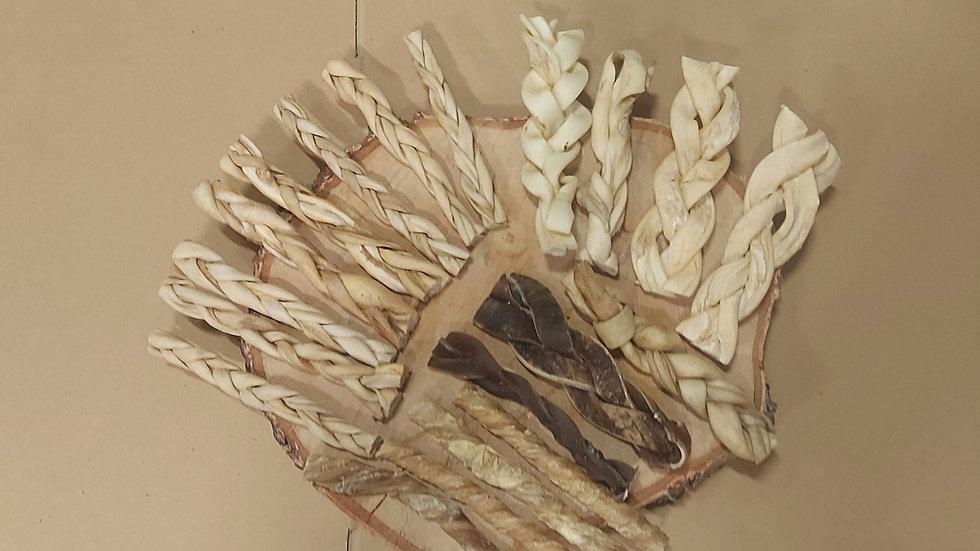 Braids For Days Treat Bag - Meadow Farm