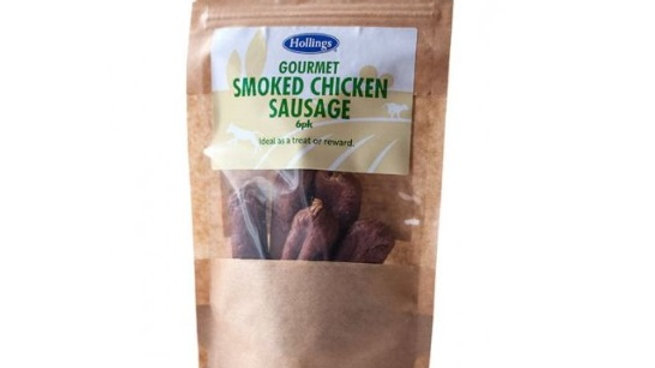 Smoked Chicken Sausage - Hollings
