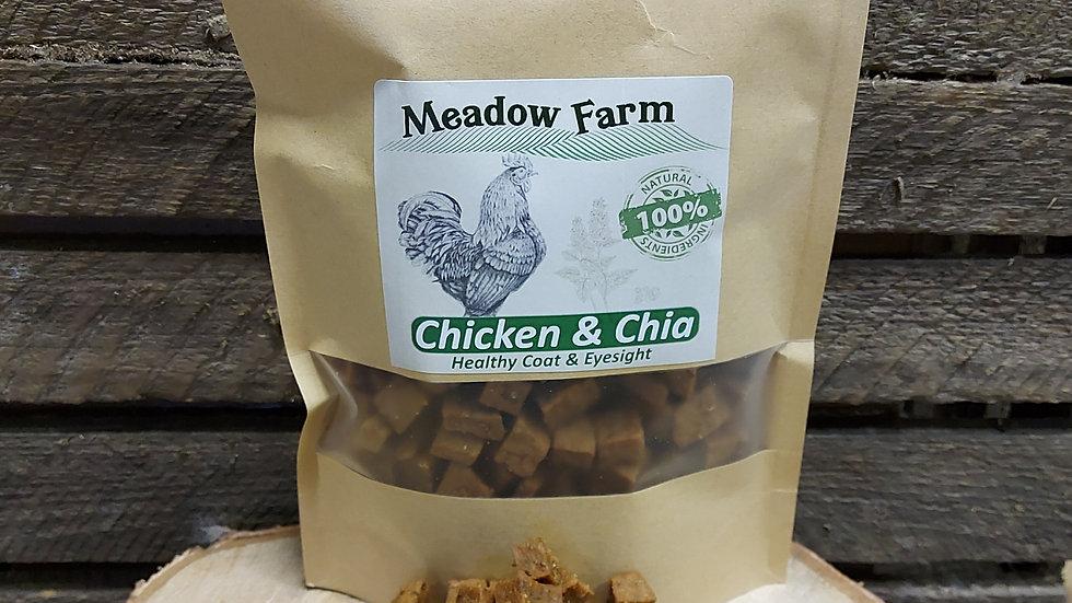 Chicken & Chia 300g, Meadow Farm