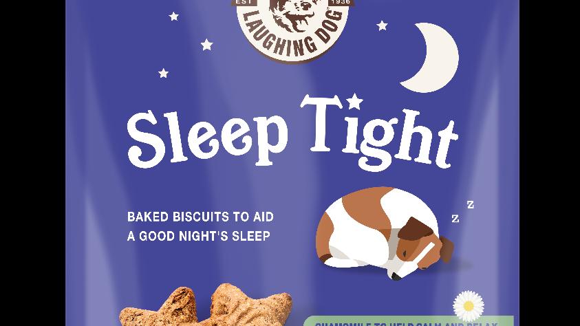 Laughing Dog - Sleep Tight
