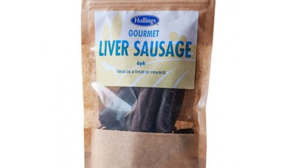 Liver Sausage - Hollings