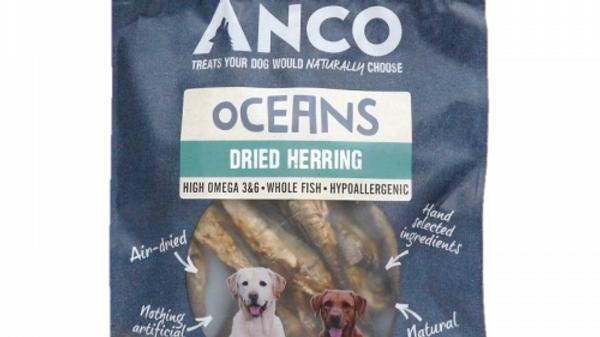 Oceans Dried Herring - Anco