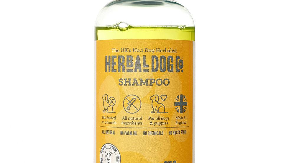 Natural Dog & Puppy Shampoo - Herbal Dog Company