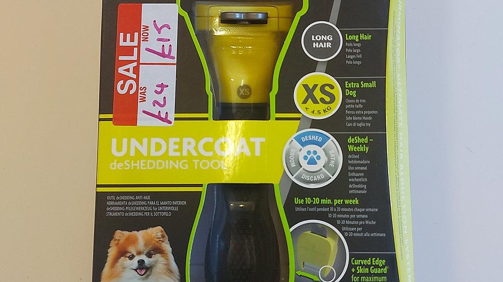 Sale Item - Furminator- Long Hair - Extra Small - Undercoat