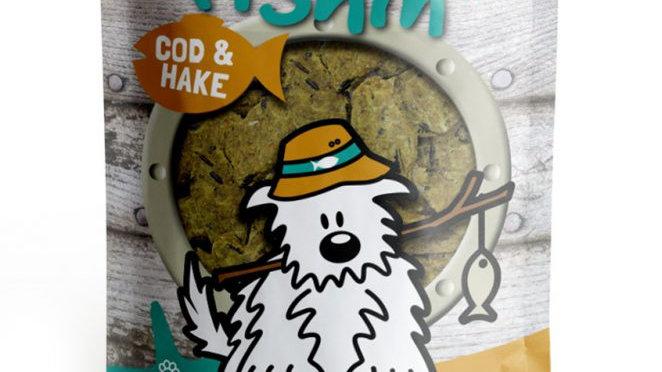COD & HAKE Bakes - Dog Gone Fishin