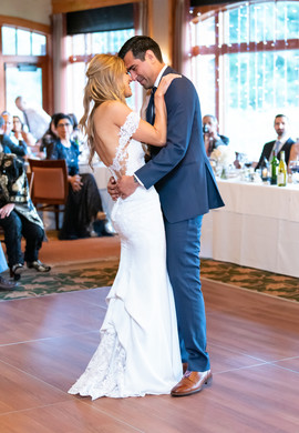 Marin Country Club wedding photography