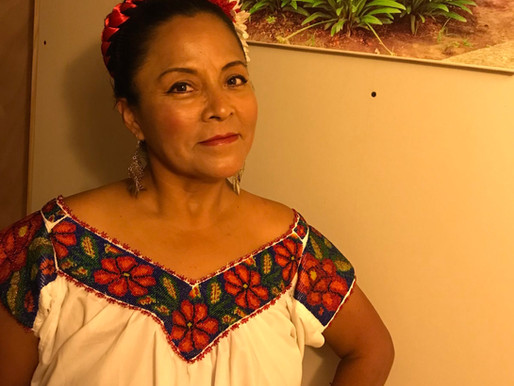 From Kidnapped in Mexico to Human Rights Activist