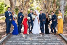 St. Vincent's School wedding photographer