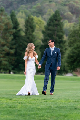 Marin Country Club wedding