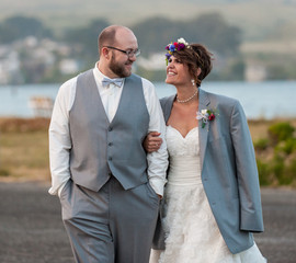 Secret Garden - Bodega Bay Wedding