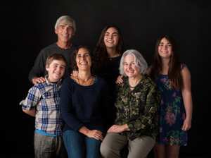 petaluma family portrait photographer
