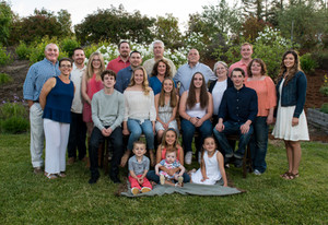 petaluma family portrait photography