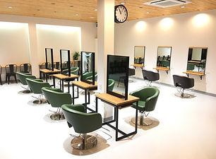 美容室 美容院 ヘアサロン カット カラー パーマ 縮毛矯正 トリートメント ヘッドスパ 髪質改善 美髪 ツヤ髪 ダメージレス