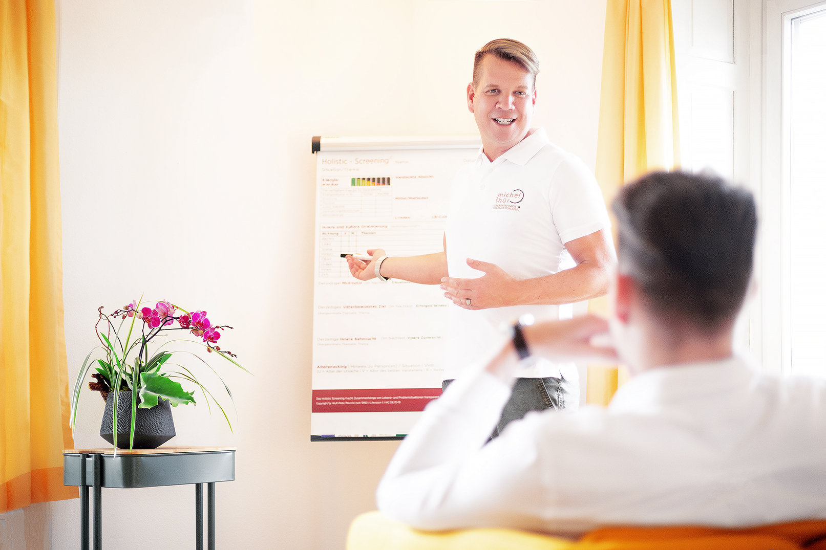 Holistic Coaching ohne Screening
