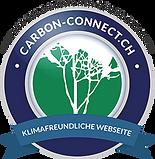 Klimaneutrale Webseite von carbon-connect