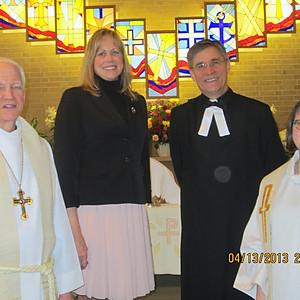 Centennial Dinner and Service 2013