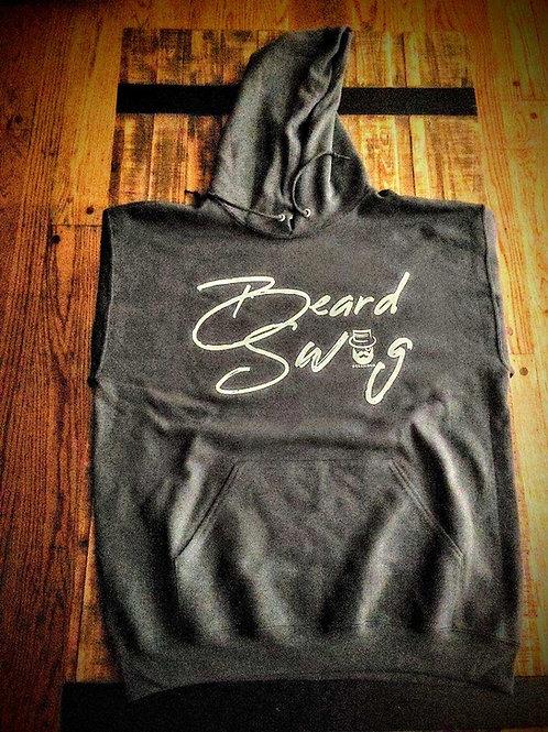 """""""Beard Swag"""" hoodie"""