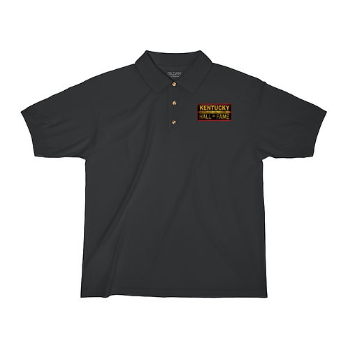HOF Men's Jersey Polo Shirt