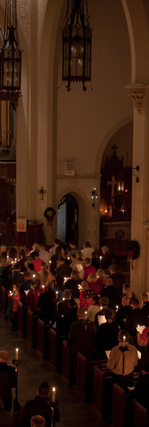 Candlelit Nave