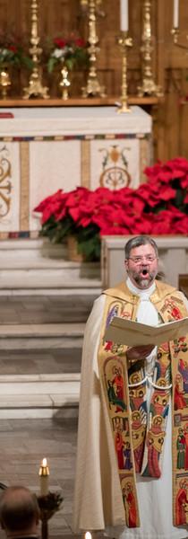 Choir & Brass on Christmas Eve