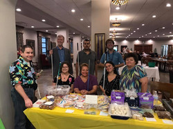 nat'l federation of the blind bake sale.