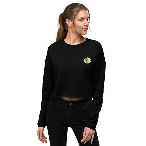 'Wavy Gravy' - Crop Sweatshirt