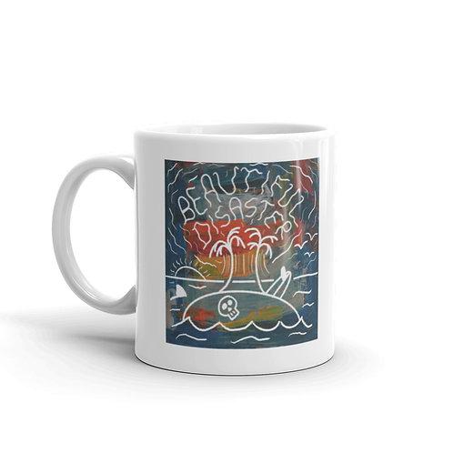 'Beautiful Disaster' - Coffee Mug